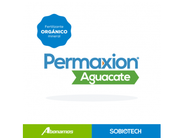 Fertilizante mineral orgánico Permaxion Aguacate Producción