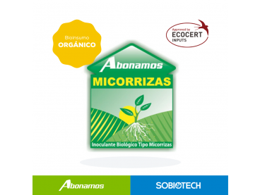 Bioinsumos Abonamos Micorrizas (50 KG)