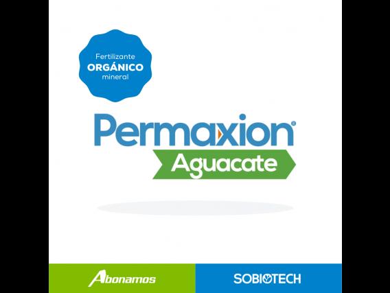 Fertilizante Mineral Orgánico Permaxion Aguacate Produc