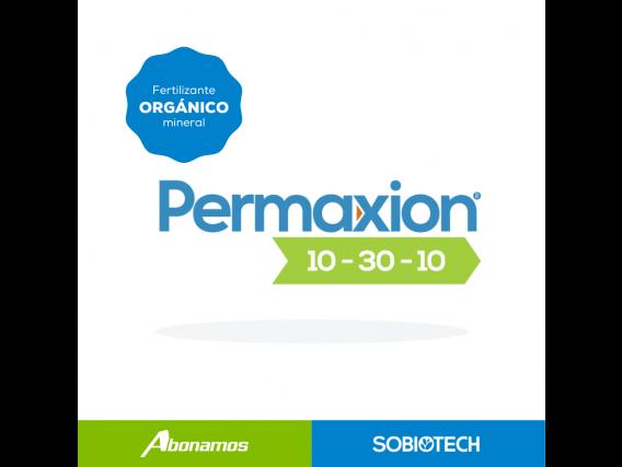 Fertilizante Mineral Orgánico Permaxion 10-30-10