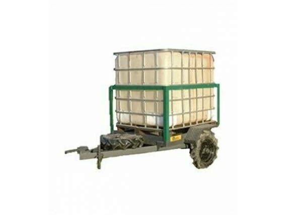 Acoplado Remolque Inamec para Transporte de Agua