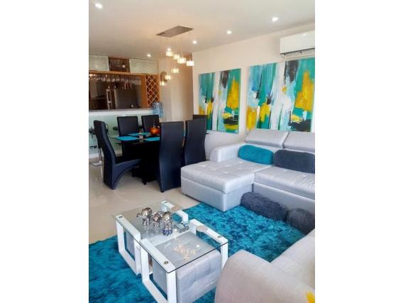 Apartamento de 4 alcobas en Santa Marta