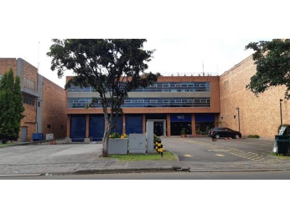 Bodega industrial en Bogota