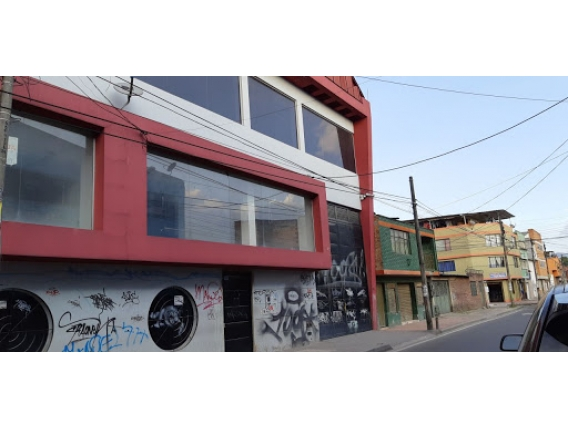 Bodega para uso industrial en Bogota