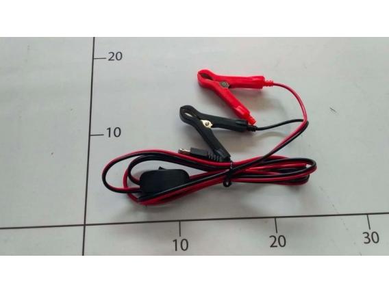 Cables corriente Ideagro para fumigadoras NT