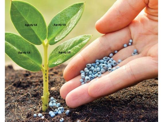 Fertilizante Test CO mas uno