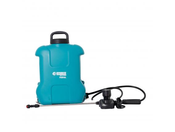 Fumigadora De Espalda Ecomax FEB16L