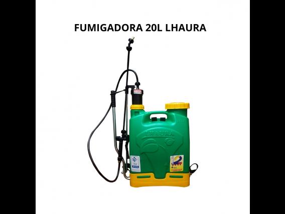 Fumigadora Lhaura Manual 20L