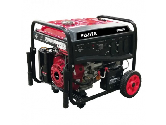 Generador a Gasolina Fujita  6000 Watts