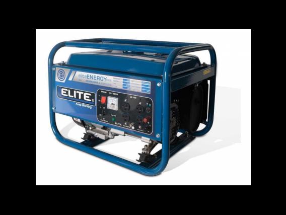 Generador portatil a gasolina Elite 2.5kw