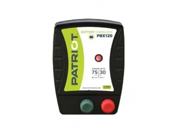 Impulsor a Bateria Patriot  PBX120