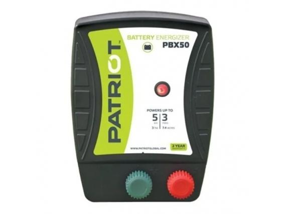 Impulsor a Bateria Patriot  PBX50
