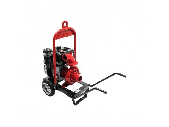 "Motobomba Diesel Forte 4Ld820E-Ly3 4""x3"" Alta Presión"