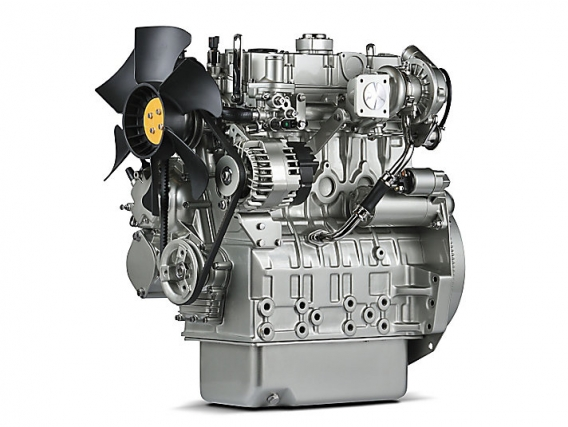 Motor Perkins 404D-22T