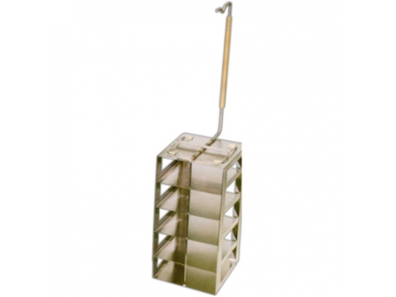 Rack De Inventario Acero Inox. RS30-9C50