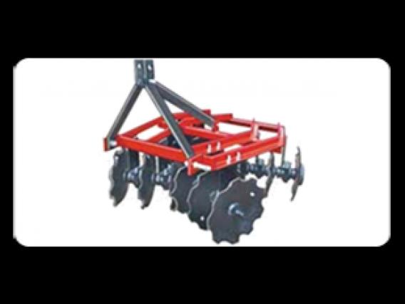 Rastrillo Pulidor De Alce Hidraulico Inamec RP20 - 16