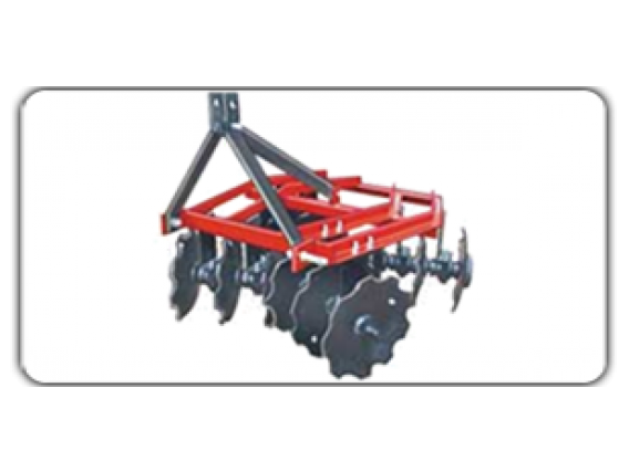 Rastrillo Pulidor De Alce Hidraulico Inamec RP20 - 24