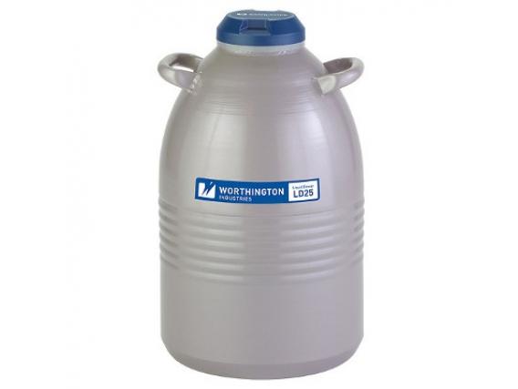 Termo Nitrógeno Líquido 25LDB
