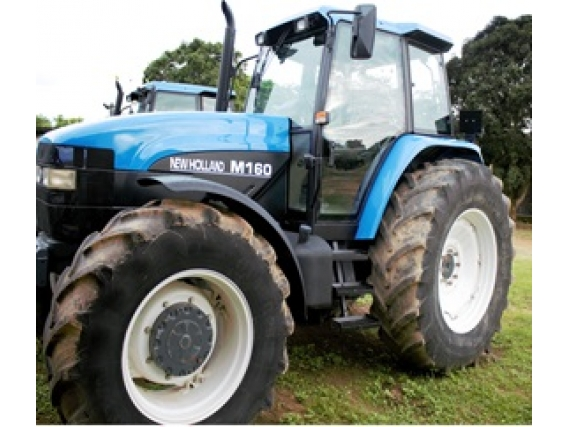 Tractor New Holland 160 Dt