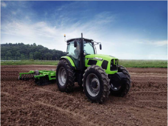 Tractor Zoomlion RC954