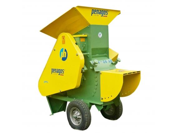 Triturador de desechos vegetales TDV-24 Penagos