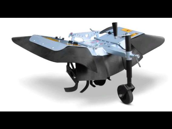 Aporcador Frontal Cassaba - Motocultor