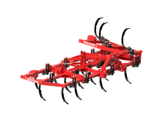 Arado De Cincel Vibratorio Montana Az615