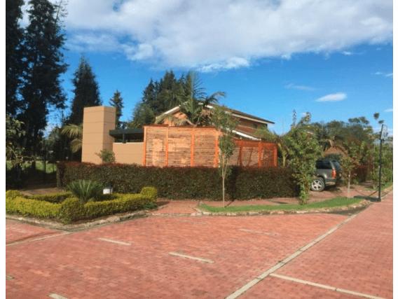 Casa Campestre En Cajicá En Venta
