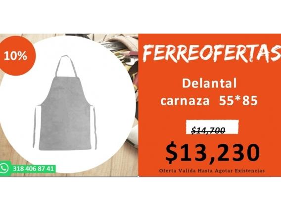Delantal Carnaza 55.85