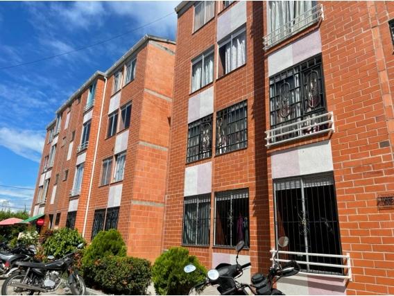 Excelente Apartamento De 58 M2 En Girardot