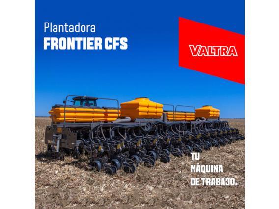 Fertilizadora Valtra Frontier CFS