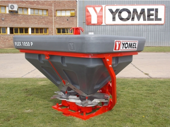 Fertilizadora Yomel Flex 1050P