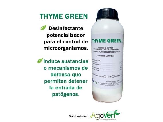 Fungicida De Contacto Thyme Green