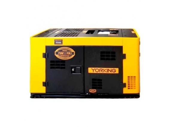 Generador De Energía Yorking Yde12Td3 Diesel