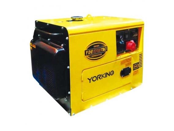 Generador De Energía Yorking Yde6700Ta3