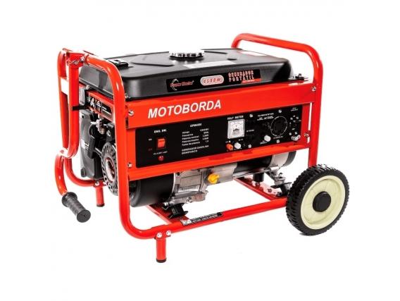 Generador Eléctrico A Gasolina Power Master 3.6 Kw