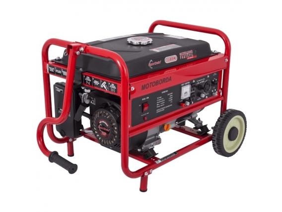 Generador Eléctrico A Gasolina Power Master 3.2 Kw