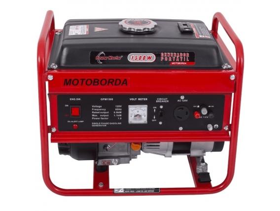 Generador Eléctrico Power Master 1.1 Kw