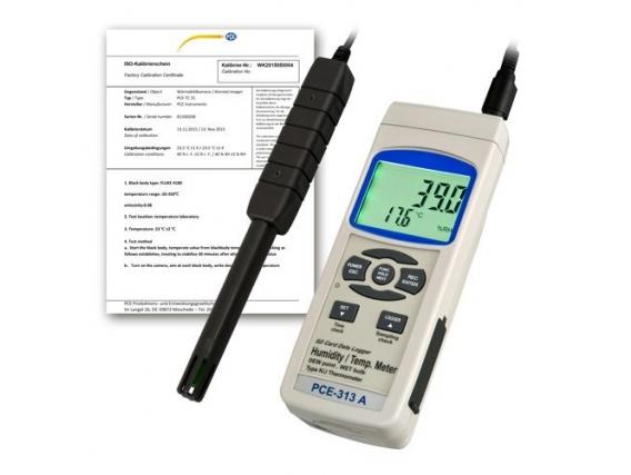 Higrómetro Pce-313A-Ica