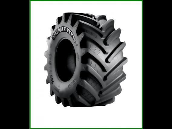 Llanta Bkt P/ Tractor 620/75 R30 Amax Teris 168A8/b Tl