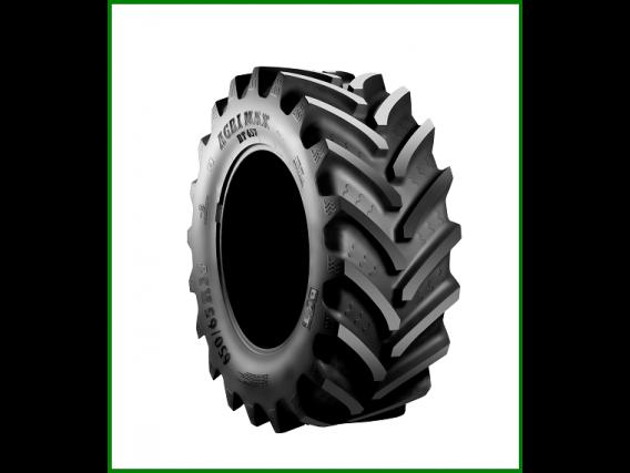 Llanta Bkt Para Tractor 600/65 R28