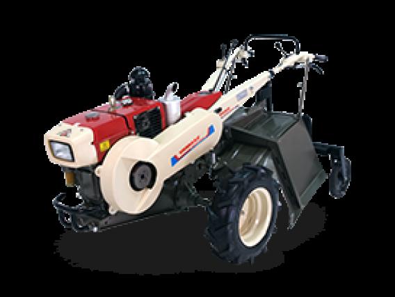 Micro Tractor Yanmar Agritech Tc 14 Kit Encamadora