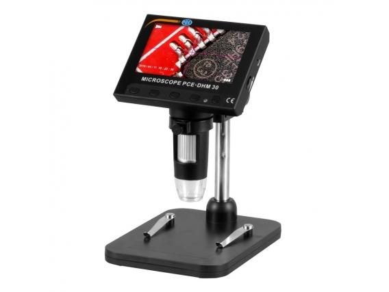 Microscopio Pce-Dhm 30
