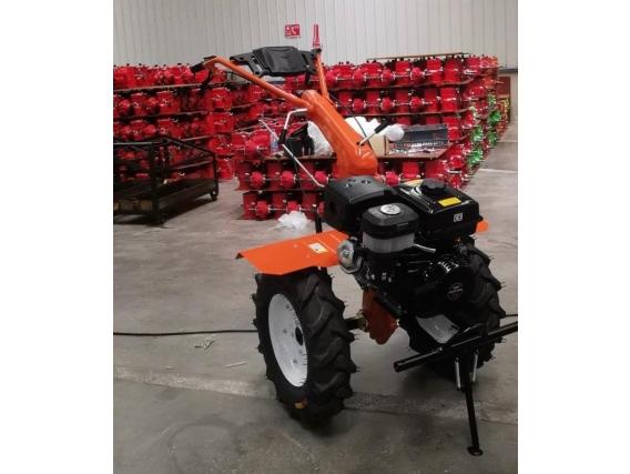 Motoazada Agroger De 16Hp Gasolina Trabajo En Pendiente