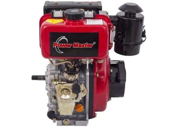 Motor Diésel Eje Rosca Power Master Mpmd170F-R