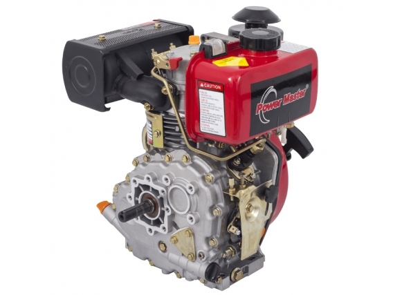 Motor Diesel Power Master 4.1 Hp Mpmd170Fa-R