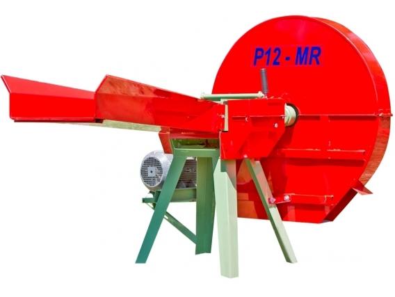 Picapasto N 12 Con Base Para Motor 3 Cuchillas