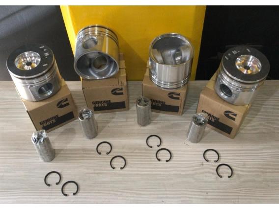 Piston Para Motor Cummins - 3939398
