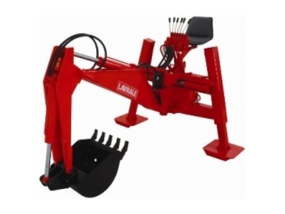 Retroexcavadora Para Tractor Lavrale Re