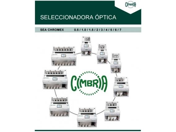 Seleccionadora Electrónica Optica
